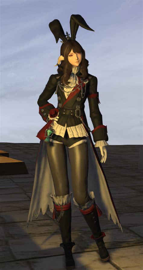 eorzea  plague bringers coat final fantasy xiv