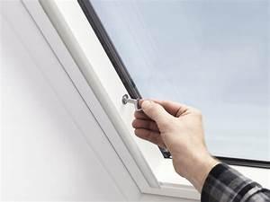 Velux Rollladen Nachrüsten : effektiver einbruchschutz f r dachfenster von velux ~ Michelbontemps.com Haus und Dekorationen