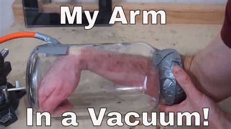 put  arm   vacuum chamber