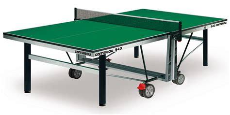 solde table de ping pong table ping pong cornilleau 540 indoor competition pro