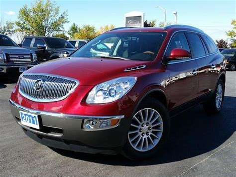 Buick Enclave Cx by 2011 Buick Enclave Cx Awd Suv Outside Ottawa Gatineau