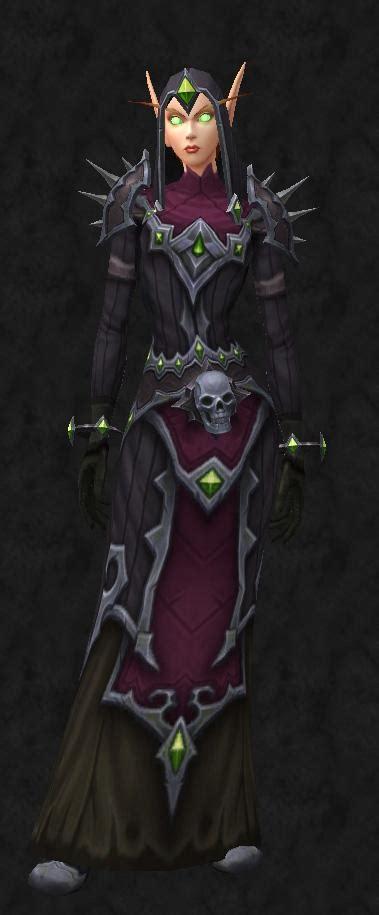 sinister gladiators vestments horde