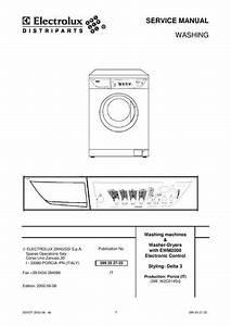 Electrolux Ewf1074 Service Manual E40