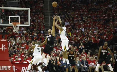 Playoffs da NBA: Houston Rockets revê fantasmas em derrota ...