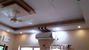 false ceiling design for living room Gypsum fals - YouTube