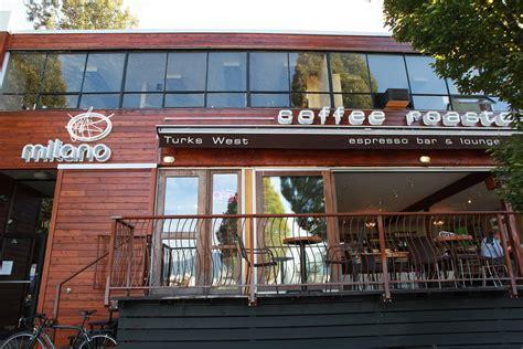 50 grano milano coffee ca. GOODS | Gastown's Milano Coffee Lands First Sanremo 'Opera' Espresso Machine In Canada | Scout ...