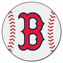 Image result for image of red sox baseball