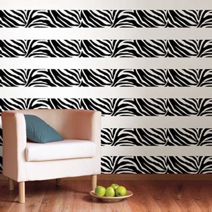 Jungle Safari Leopard Animal Print Wallpaper Border - zebra print wallpaper border amazing pink zebra