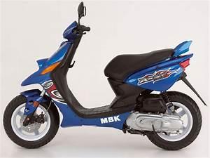 Mbk Booster Rocket  2007
