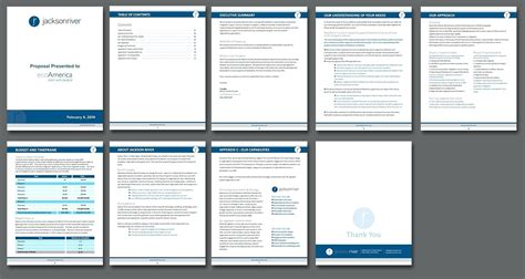 Microsoft Business Proposal Template