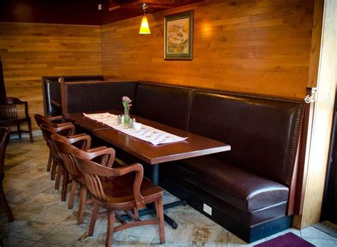 custom restaurant booths upholstered booths banquettes
