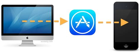 an iphone remotely how to remotely install apps to iphone from itunes