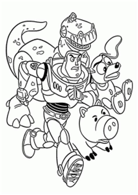 rescue  toy story coloring pages  kids printable  coloing kidscom