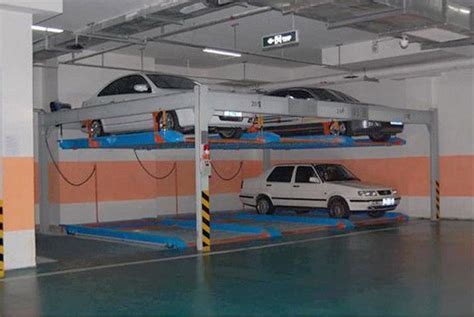 Qdmy-p2 Uderground Parking Project Solutions Automated