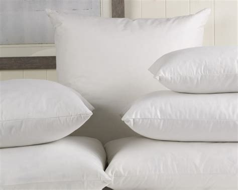throw pillow inserts decorative pillow inserts williams sonoma