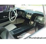 1958 Thunderbird Interior