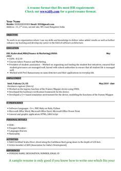 resume format in ms word my resume in ms