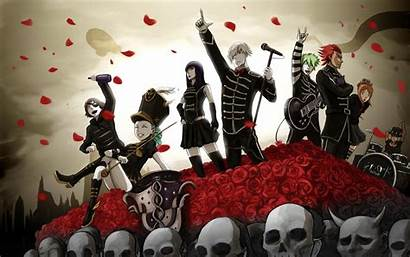 Chemical Romance Parade Death Wallpapers Welcome Anime