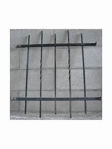 Grille De Defense Pour Fenetre : grille de defense droite pour fenetre a visser hauteur 90 ~ Dailycaller-alerts.com Idées de Décoration