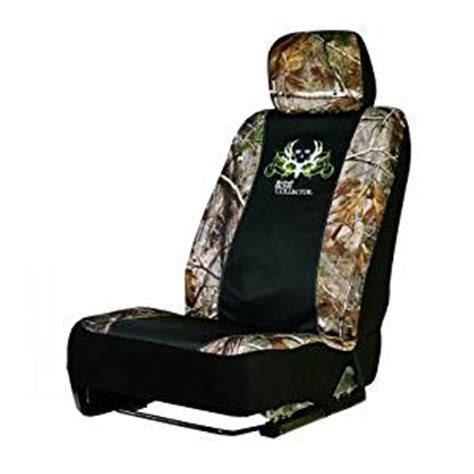 Amazoncom Realtree Bone Collector Universal Camo Seat