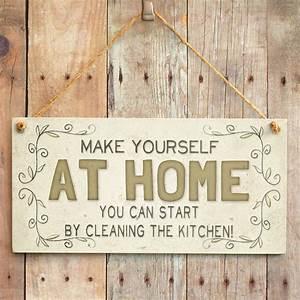 Make Yourself At Home : make yourself at home you can start by cleaning the kitchen beautiful family friend home ~ Eleganceandgraceweddings.com Haus und Dekorationen