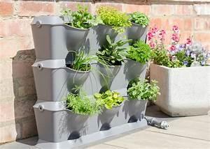 Vertical, Gardening, With, Gardena, Natureup