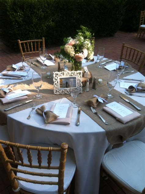 rustic table linens for weddings rustic wedding tables are just amazing
