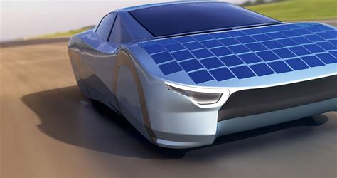 australian solar car start  develop  future