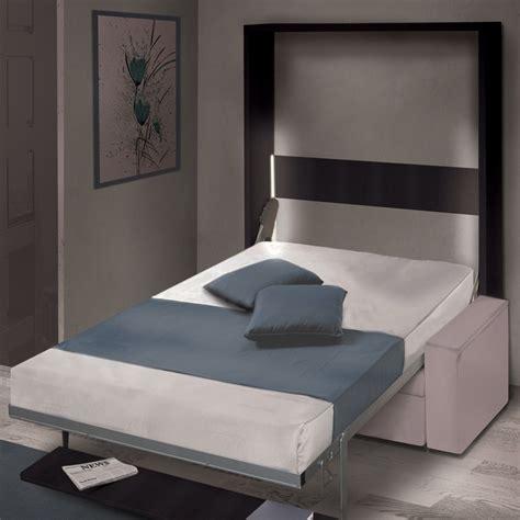 canape lit escamotable lit rabattable 2 places avec canapé nantes rangeocean