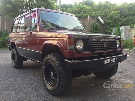 how can i learn about cars 1993 mitsubishi galant security system mitsubishi pajero 1993 2 6 in kuala lumpur manual suv maroon for rm 16 000 3646741 carlist my