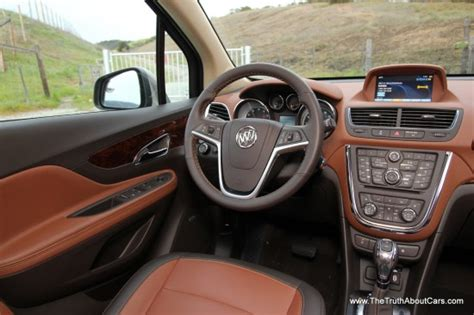 review  buick encore video