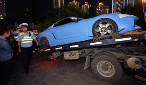 fake lamborghini key lamborghini aventador replica seized in china gtspirit
