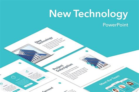 science technology powerpoint templates