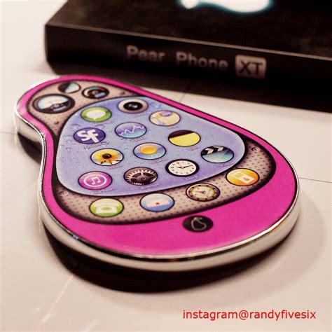 pear phone 6 pear phone xt replica