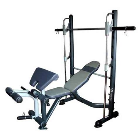 Next Fitness Olympic Smith Machine Bench Fd21  Buy Weight