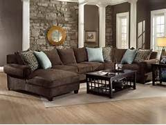 Living Room Color Ideas For Dark Brown Furniture by 25 Best Ideas About Dark Brown Couch On Pinterest Brown Couch Living Room