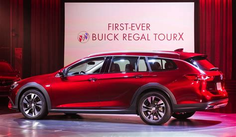 2020 Buick Regal Wagon by Buick Introduces 2018 Regal Sportback Sedan And 2018 Regal