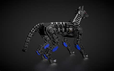 Robot Dog By Vladim00719