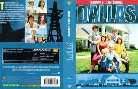 jaquette dvd de dallas saison 2 coffret cin 233 ma