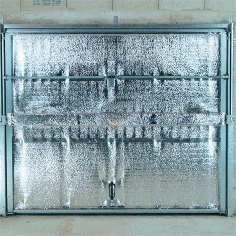 Kit Isolation Porte De Garage 5 Mm  Isolant Écologique Et