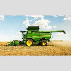 Grain Harvesting  S760 Combine  John Deere Us