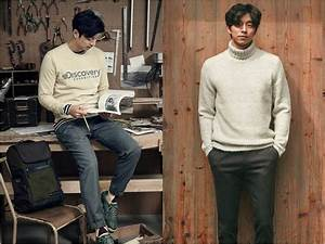 The Ageless Charm of Gong Yoo - The Matured Manu2019s Fashion Glamour