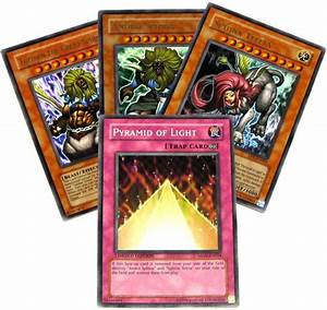 Yugioh The Pyramid Of Light Cards | Mouthtoears.com