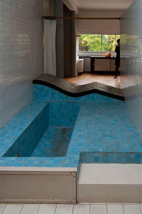 bathroom design program le corbusier villa savoye part 2 architecture