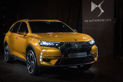 renault geneva ds7 crossback phev to be revealed in geneva w videos