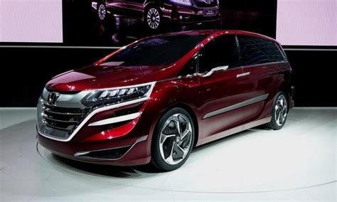 2017 Honda Odyssey  Awd, Release Date, Redesign, Changes