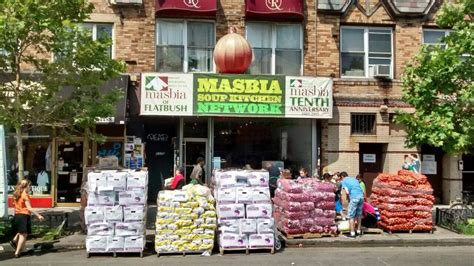 Masbia Soup Kitchen  Masbia Soup Kitchen Brooklyn New York