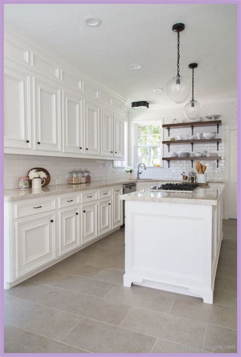 tiled kitchen floor ideas kitchen floor tile ideas 1homedesigns com
