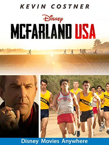 amazoncom mcfarland usa theatrical kevin costner