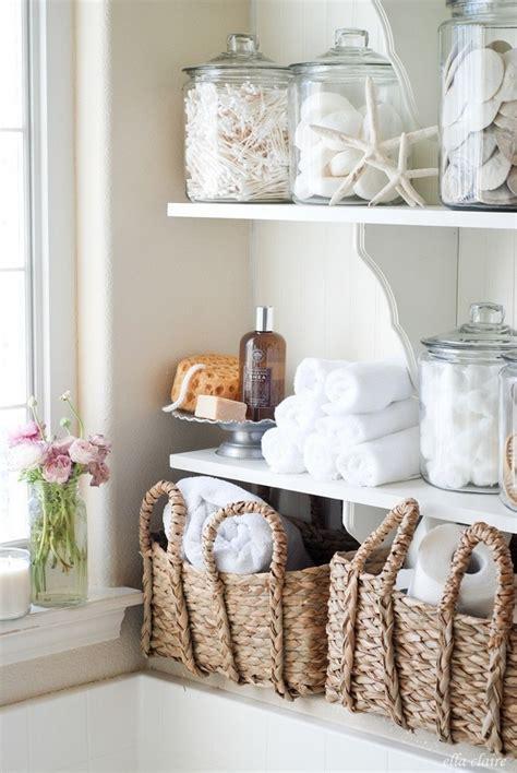 bathroom decorating ideas diy diy bathroom organization and storage ideas diy home decor